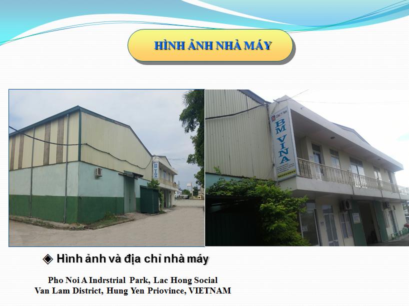 Văn phòng công ty tại Việt Nam